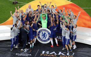 """Hazard dopo trionfo in Europa League: """"Addio Chelsea"""". Andrà al Real Madrid"""