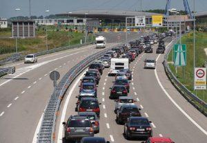 A14, incidente tra Vasto Nord e Vasto Sud: traffico bloccato (foto d'archivio Ansa)