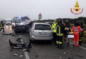 Lagosanto (Ferarra): Marco Barboni, 19 anni, muore in un incidente stradale