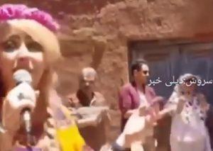 iran donna arrestata cantato pubblico