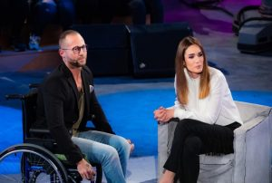 Ivan Cottini a Verissimo parla della sua malattia: Mi sono svegliato così...