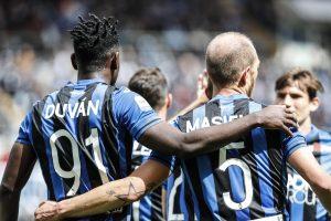 Lazio-Atalanta 1-3, Castagne completa la rimonta. Grave errore di Wallace