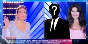 Live - Non è la D'Urso, la telefonata in diretta di Marco Caltagirone. Ma non si fa vedere...