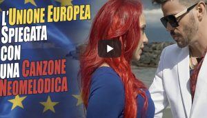 Elezioni europee, la canzone neomelodica che spiega la Ue e invita a votare