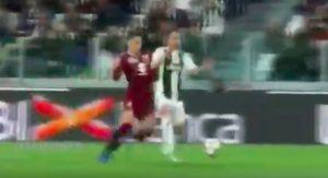 Lukic ruba palla a Pjanic e batte Szczesny, frittata del centrocampista bianconero