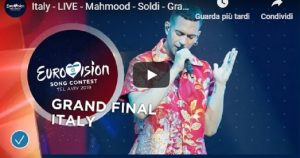 Eurovision 2019, Mahmood secondo VIDEO. Vince l'Olanda. La classifica finale