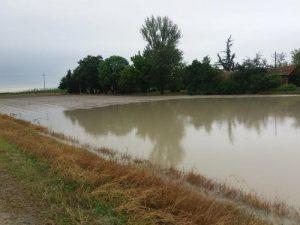 Maltempo Emilia Romagna, ancora allerta rossa per i fiumi in piena