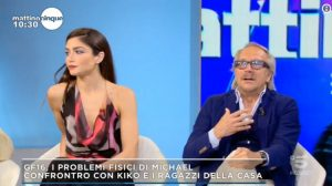 Marco Balestri in lacrime a Mattino 5 ricordando il padre: mi manca
