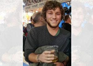Fabrizio Maroni, figlio leghista Roberto, candidato col sindaco Pd a Lozza