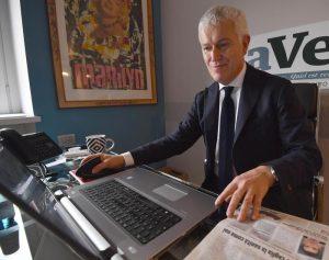 Maurizio Belpietro direttore L'Unità. Fnsi: Decisione sconcerta e preoccupa