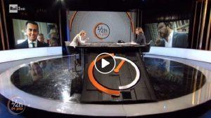 """Lucia Annunziata e Giorgia Meloni si parlano l'una sull'altra in tv: """"Mi lasci finire"""", """"Se mi fa parlare..."""""""