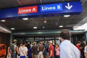 Metro B1, guasto tecnico sulla linea a Roma: servizio interrotto