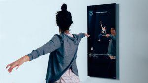 Mirror, per 1495 dollari hai palestra e trainer in casa