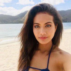 """Miss Francia Vaimalama Chaves nel mirino degli haters: """"Cicciona"""". E lei ribatte: """"Mi piace mangiare, fatevene una ragione"""""""