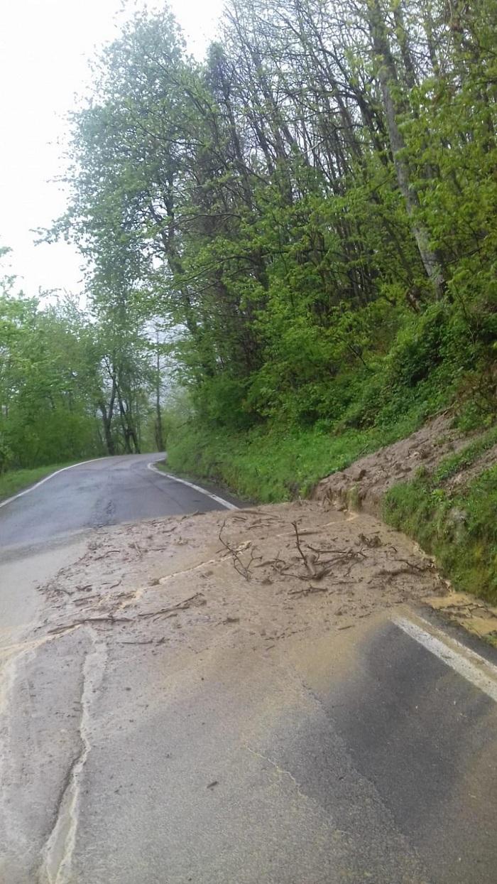 Maltempo: qualche disagio, ma strade provinciali percorribil