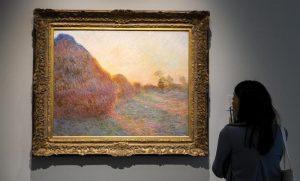 Monet da record all'asta di Sotheby's: 110,7 milioni di dollari per i suoi Covoni