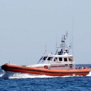 Montesilvano, trovato corpo in mare. In corso le verifiche per l'identificazione (foto d'archivio Ansa)