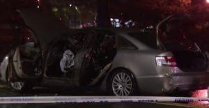 New York, auto in fiamme: bimba di 3 anni bruciata viva, il padre si dà alla fuga