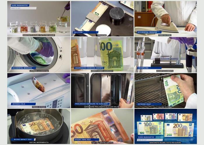 Euro 100 e 200, in circolazione le nuove banconote indistruttibili 3