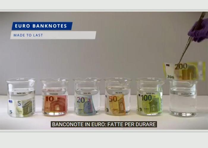 Euro 100 e 200, in circolazione le nuove banconote indistruttibili 2