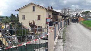 Omicidio Sesto Grilli, arrestate 4 persone per l'omicidio del pensionato (foto Ansa)