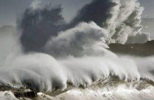 Venti più forti, onde più alte: i mari sono cambiati