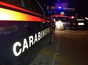 Orgosolo: bruciata auto di un carabiniere la sera prima dell'inaugurazione della nuova caserma (foto d'archivio Ansa)
