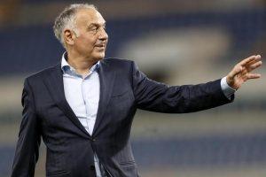 """Pallotta ringrazia Ranieri e De Rossi, tifosi Roma lo attaccano: """"Ma se li hai cacciati tu?!"""""""