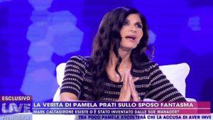 """Pamela Prati, Anna Falchi: """"Il matrimonio con Mark Caltagirone? Ecco la verità"""""""