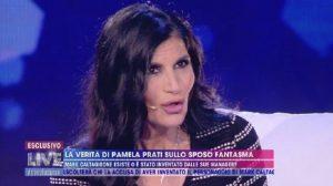"""Mark Caltagirone, Pamela Prati furiosa: """"Le televisioni vogliono solo fare ascolti"""""""