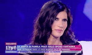"Mark Caltagirone, Carlo Taormina: ""Pamela Prati? Ho rinunciato all'incarico"""