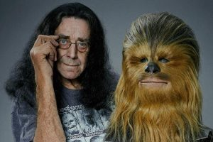 Peter Mayhew Chewbacca