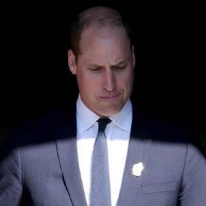"""Il Principe William: """"La morte di Lady Diana fu un dolore senza eguali"""" (foto Ansa)"""