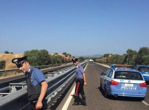 Tortoreto (Teramo), rapina a furgone portavalori. Bottino da 150mila euro (foto d'archivio Ansa)