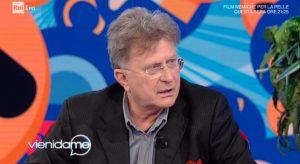 Red Ronnie a Vieni da me: Gianni Morandi è un po' Pinocchio