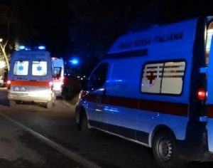 Novara, durante cena al ristorante bimbo sfugge ai genitori e cade nel laghetto: è grave (foto d'archivio Ansa)