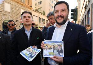 Genova incubo per Matteo Salvini, il 30 maggio processo a Rixi per le spese pazze del 2010
