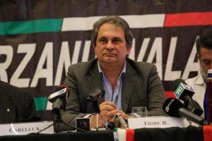Forza Nuova, Roberto Fiore fermato a Roma dalla Digos