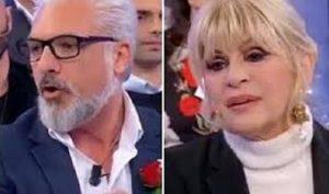 """Uomini e Donne, Rocco Fredella lascia Trono Over. """"Gemma Galgani è l'artefice"""""""