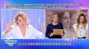 Martina Nasoni, Roger Garth porta busta dall'ex fidanzato a Pomeriggio 5