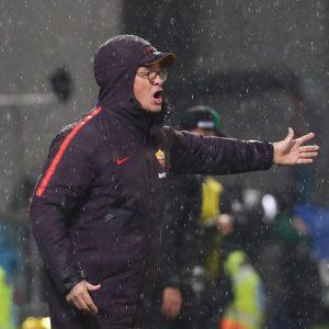Roma addio Champions, solo 0-0 con Sassuolo: giallorossi colpiscono due pali