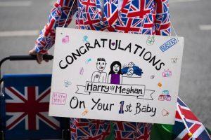 Royal baby di Meghan e Harry, tutti aspettano di guardare quanto è nero