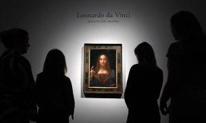Salvator Mundi, dipinto di Leonardo non sarà esposto: ecco il motivo