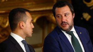 Salvini e Di Maio, due irresponsabili distributori di un benessere che non c'è