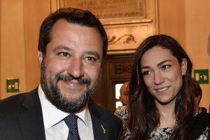 """Salvini senza Francesca Verdini. Dagospia: """"Non si vedono da una settimana"""". Ma su Novella 2000..."""