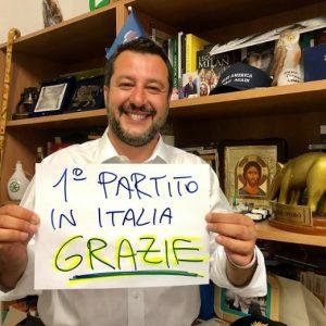 Salvini? Con Di Maio ha avuto vita facile: e infatti ha vinto