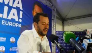 """Salvini: """"Riduzione fiscale è un dovere"""""""