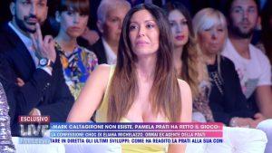 Sara Varone a Live Non è la D'Urso: Mi piaceva Lorenzo David Coppi