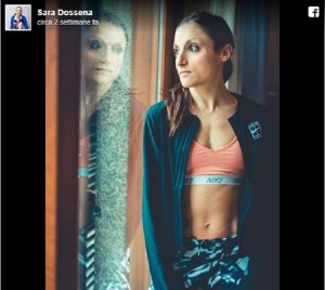 sara dossena maratoneta anoressica