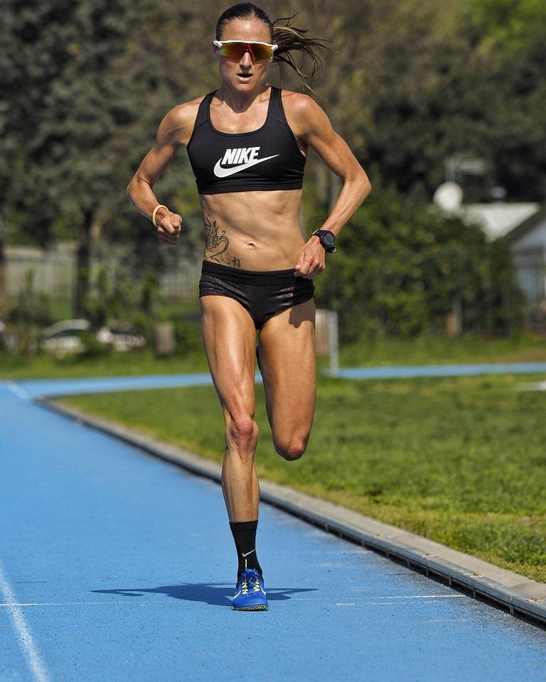 Sara Dossena, la maratoneta accusata di essere anoressica 3